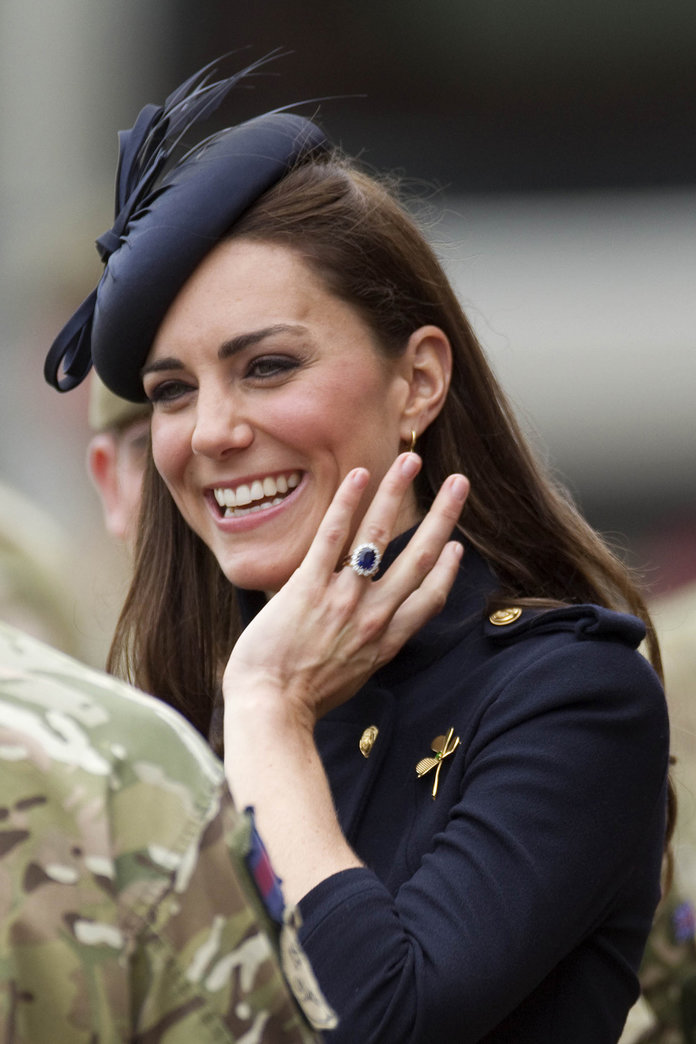 Kate Middleton S Engagement Ring Is Worth A Lot More Than