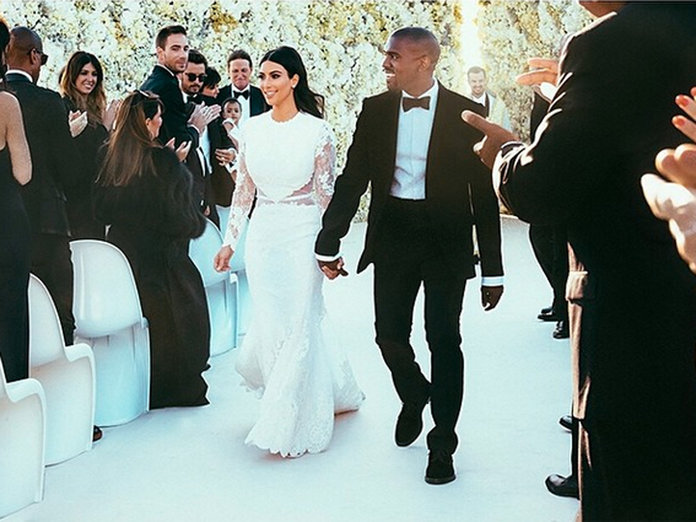 Kim Kardashian's Wedding Dress: The InStyle Verdict