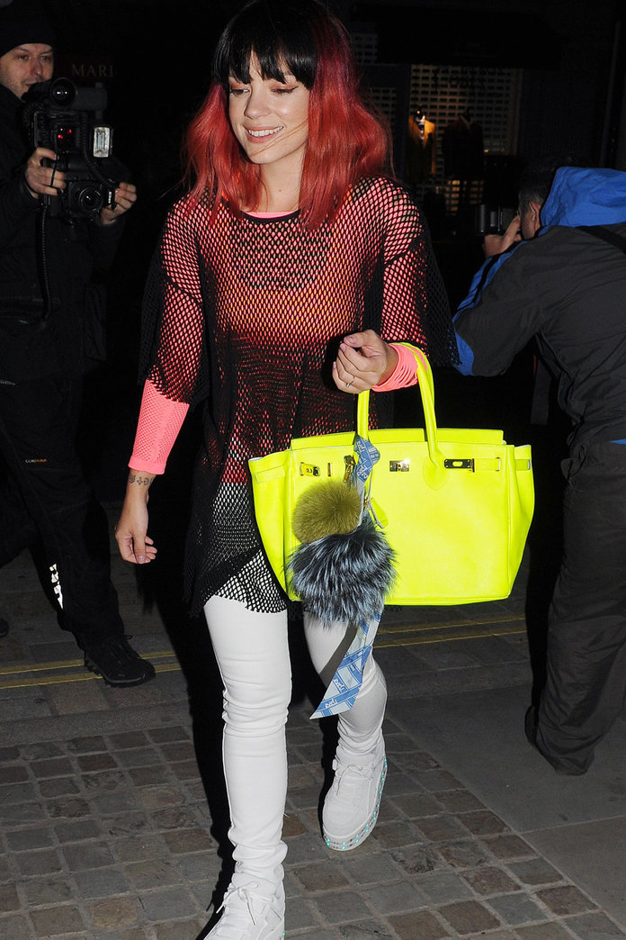 Everyone's Wearing Ashish's Topshop Light Up Trainers