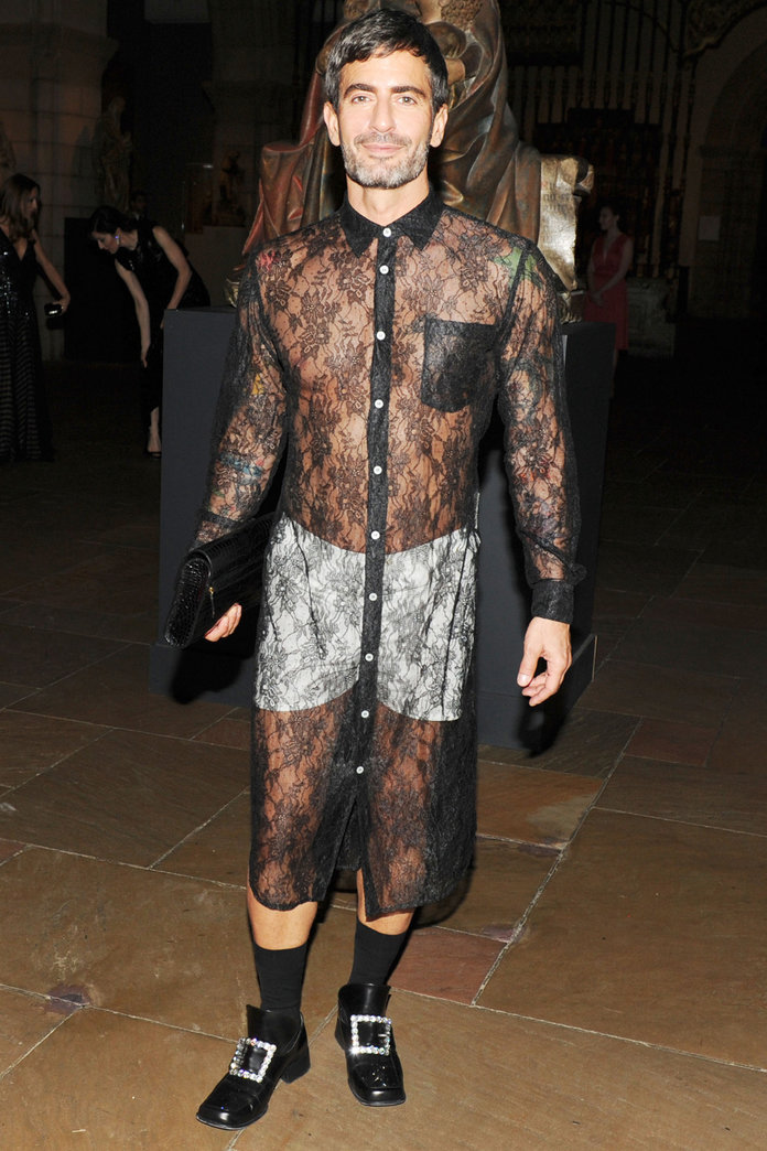 Marc Jacobs Promises Not To Wear A Dress To The Met Ball 2014