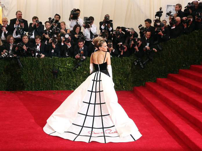 The InStyle Met Ball 2014 Awards