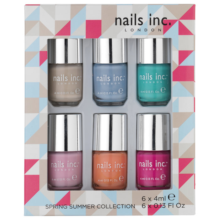 Win The Nails Inc Spring Summer Collection With InStyle VIP!