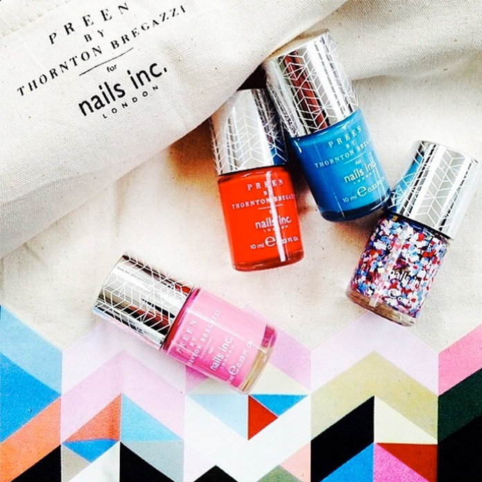 Preen Collaborates With Nails Inc On A Cool New Collection