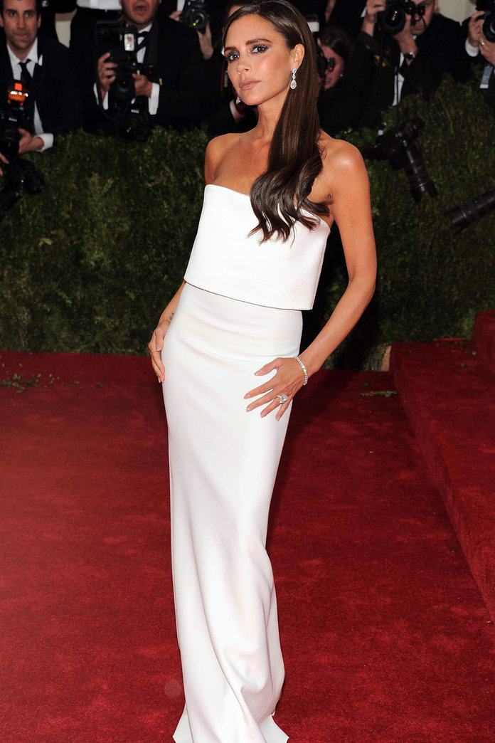 Victoria Beckham's Met Ball Look Cost HOW Much?