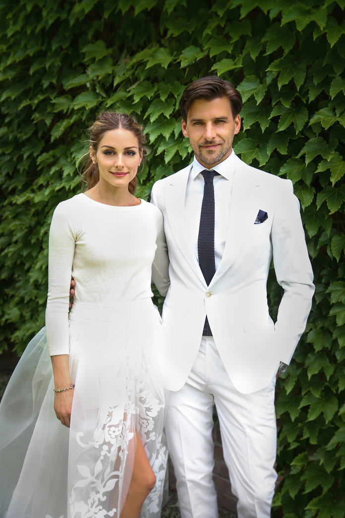 Olivia Palermo and Johannes Huebl DID Get Married This Weekend