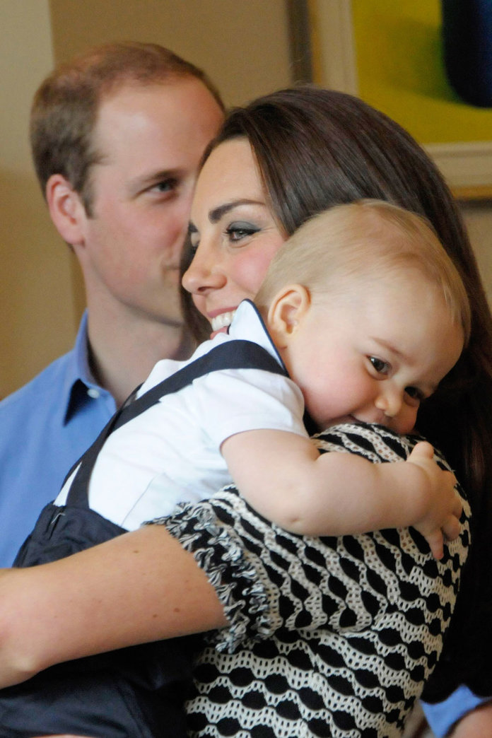 Kate Middleton Reveals Some Very Exciting News About Prince George