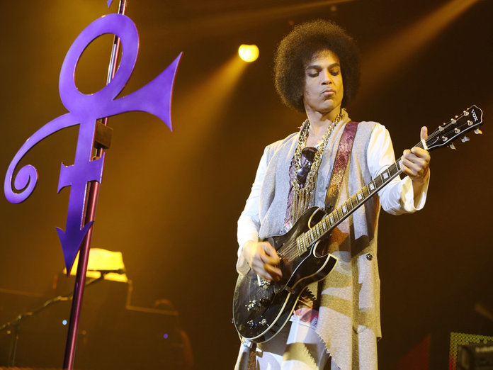 What Happened When InStyle Went To A Secret Prince Gig