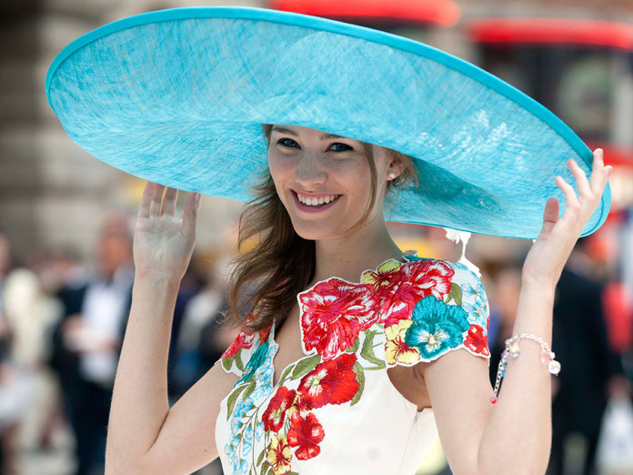 Ascot Fashion: How To Style It Up Like A Street Style Pro