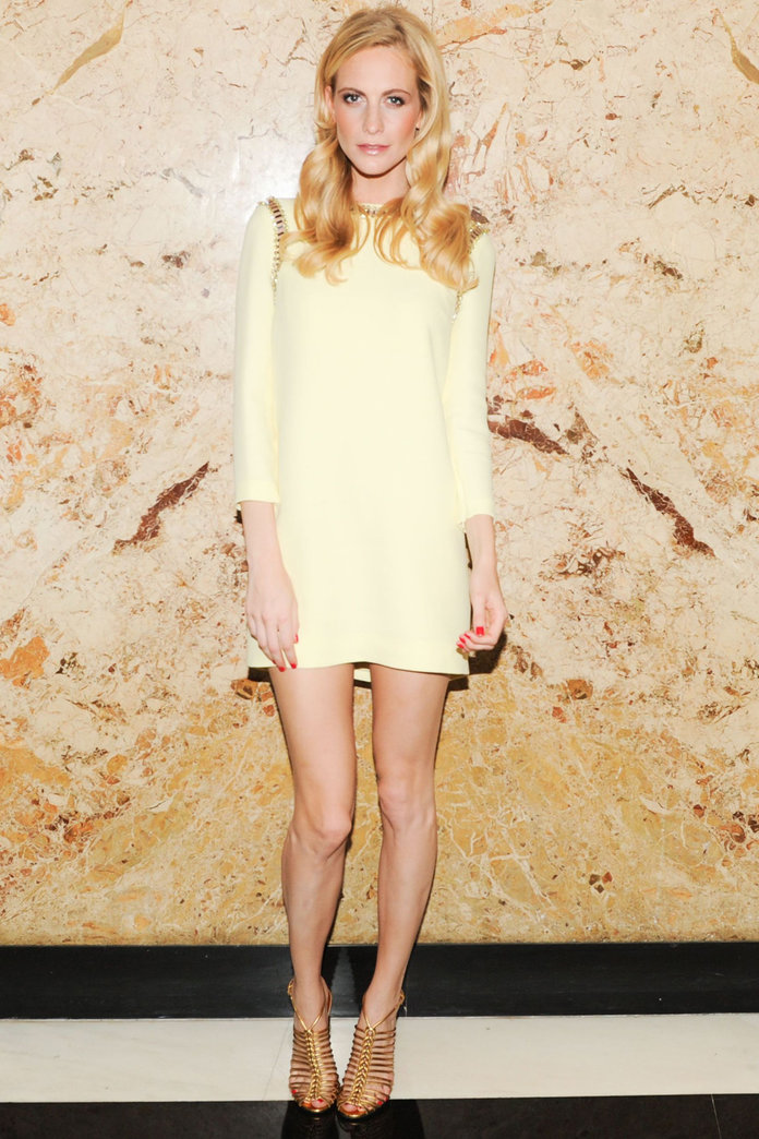 Poppy Delevingne Is Glowing In Gucci