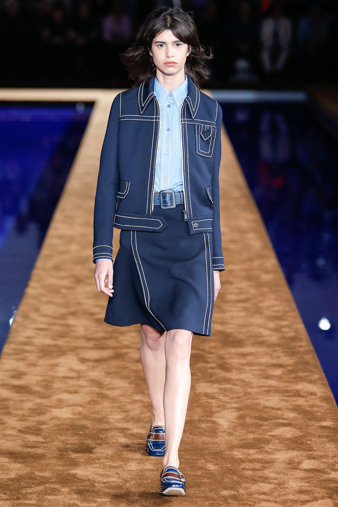 Why Miuccia Prada Wants Women In Her Mens Shows