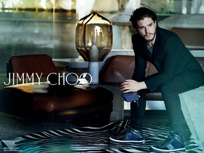 Kit Harington Revealed As The Face Of Jimmy Choo MAN