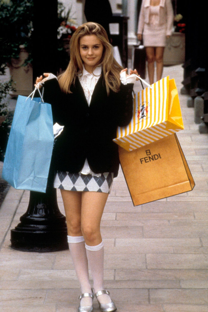 Cher's Virtual Closet In Clueless Becomes A Reality