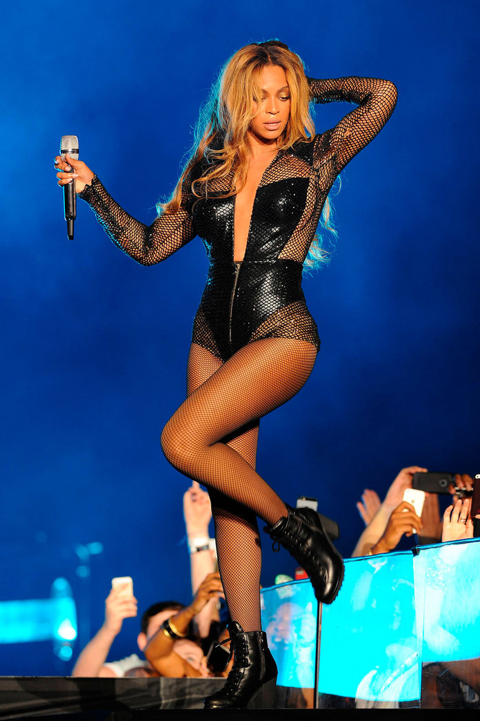 Beyonce Really Does Rule The World As She Tops Forbes 100 List