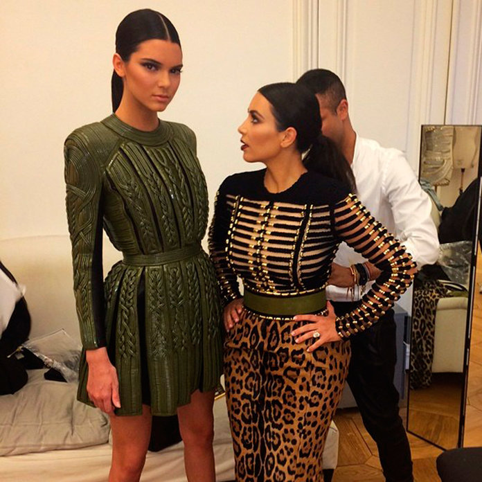 Kendall Jenner BANNED Kim Kardashian From Fashion Week: Here's Why...