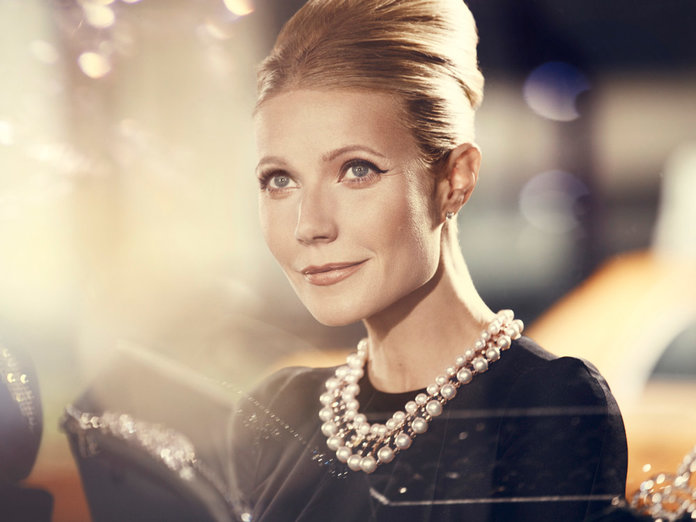 Gwyneth Paltrow As You've Never Seen Her Before In New Max Factor Campaign