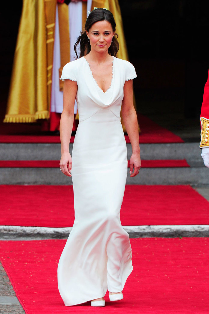 Pippa Middleton Talks Fame, Charity And THAT Dress In First Ever TV Interview