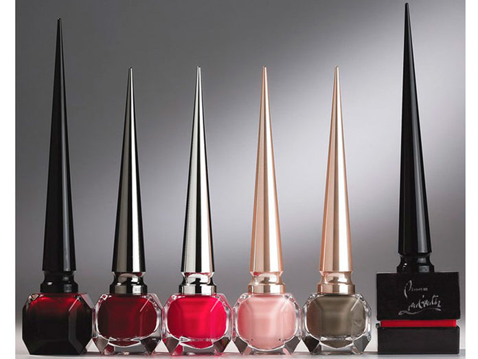 Christian Louboutin Launches Nail Polish Range Inspired By Red Soles
