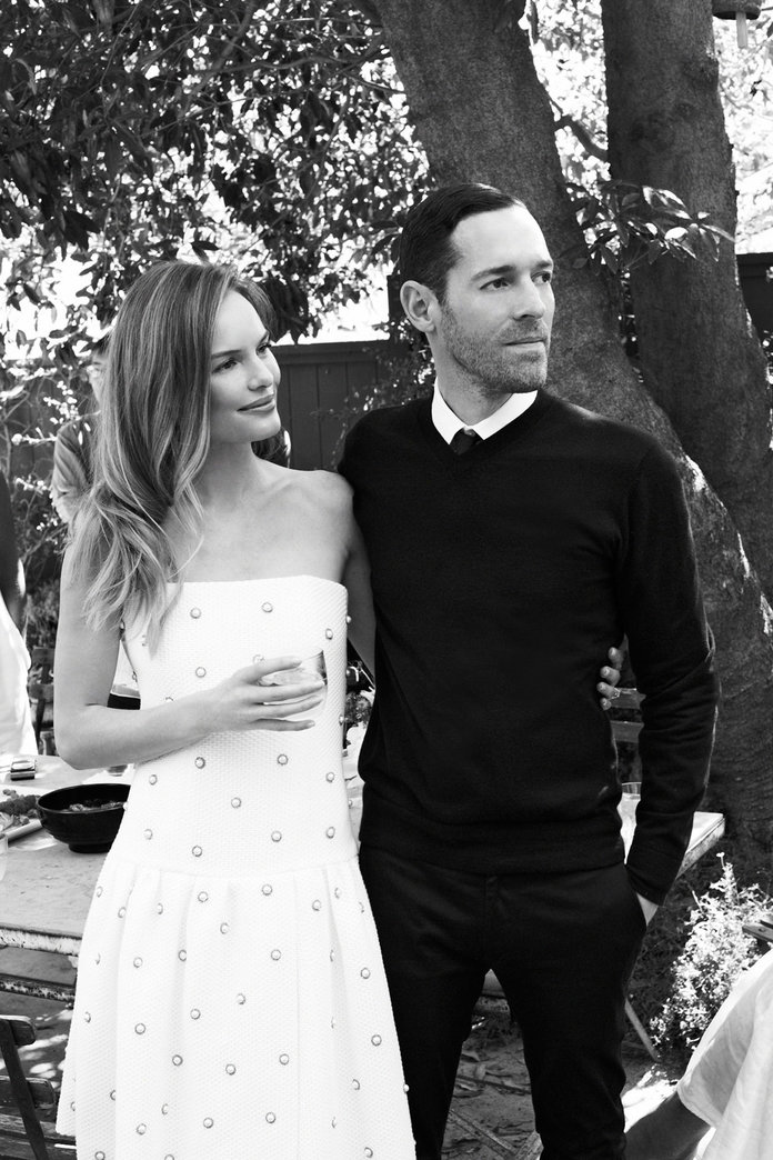Kate Bosworth Talks Skincare And Wedding Day Beauty Exclusively To InStyle