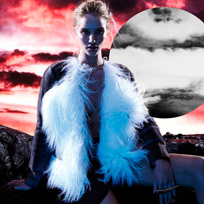 Rosie Huntington-Whiteley Fronts Prabal Gurung's Beautiful AW14 Campaign