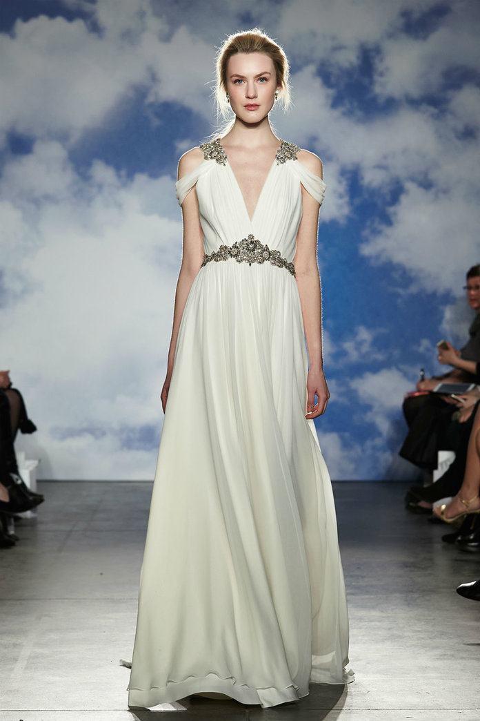 Jenny Packham Previews Her Dreamy New Bridal Collection