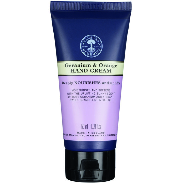 Summer In A Bottle - Free Neal's Yard Remedies Hand Cream Worth £10 With August InStyle