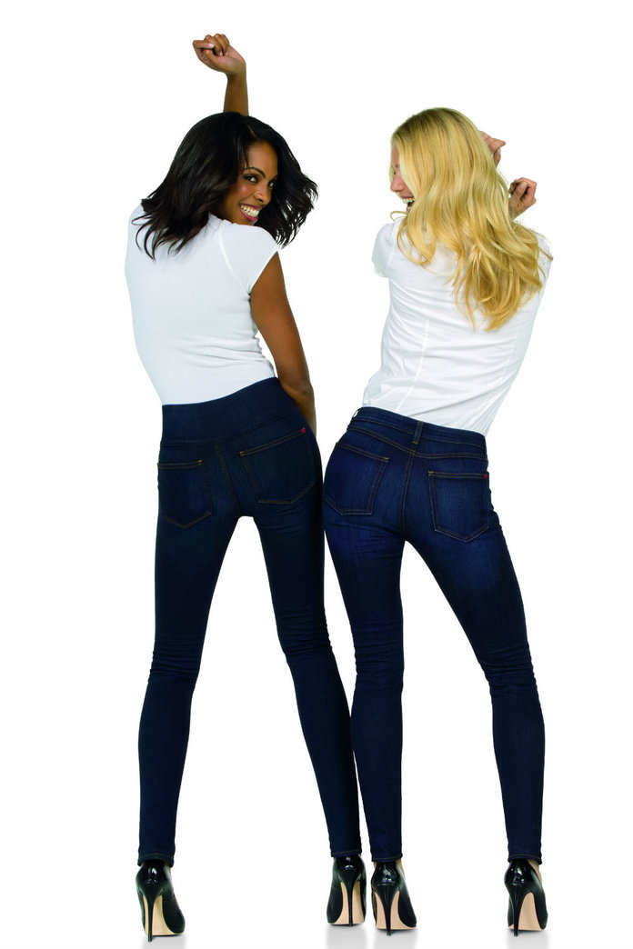 Would You Wear Spanx Jeans?