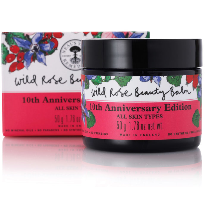 Win  Neal's Yard Remedies 10th Anniversary Wild Rose Beauty Balm With #InStyleVIP