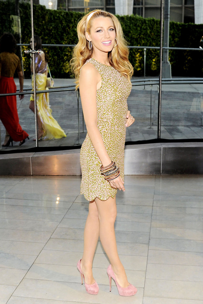 It's Almost Time: Blake Lively Announces Release Date For Goop-Esque Lifestyle Site
