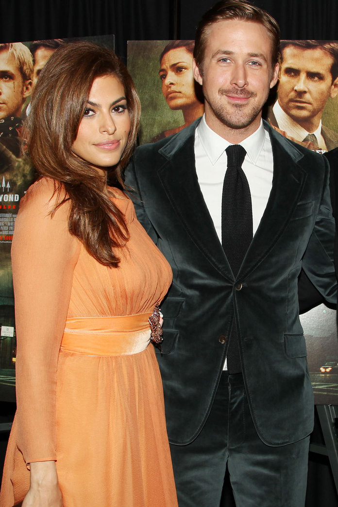 Eva Mendes And Ryan Gosling Are Expecting Their First Child