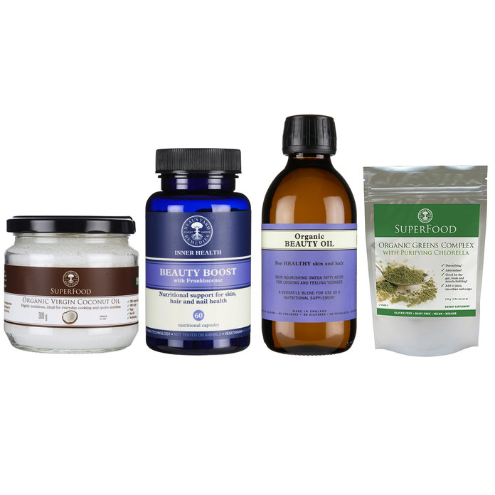 Win Inner Beauty Products By Neal's Yard Remedies With #InStyleVIP