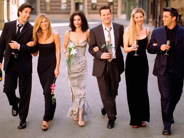 So The 'Friends' Reunion Just Happened...