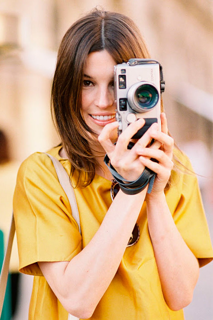 Stylish Cameras With The Fash Pack Seal Of Approval