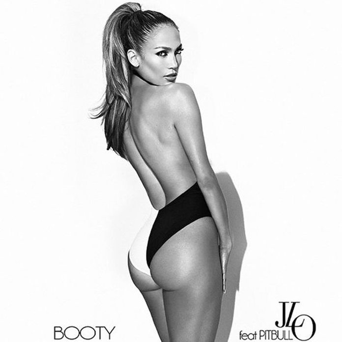 Jennifer Lopez Shows Us Who Has The Best Booty On The Block