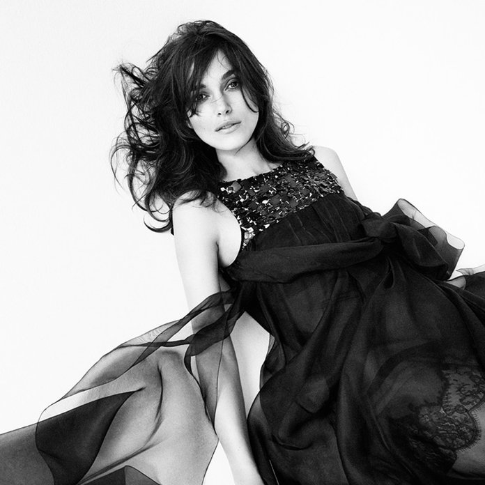 Keira Knightley Goes Topless For Moody Patrick Demarchelier Shoot