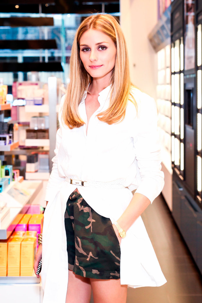 Want Olivia Palermo's Hair? Her Stylist Shows You How...