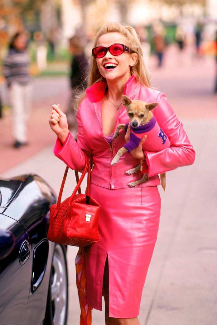Reese Witherspoon Reprises Her Iconic 'Legally Blonde' Role For Charity