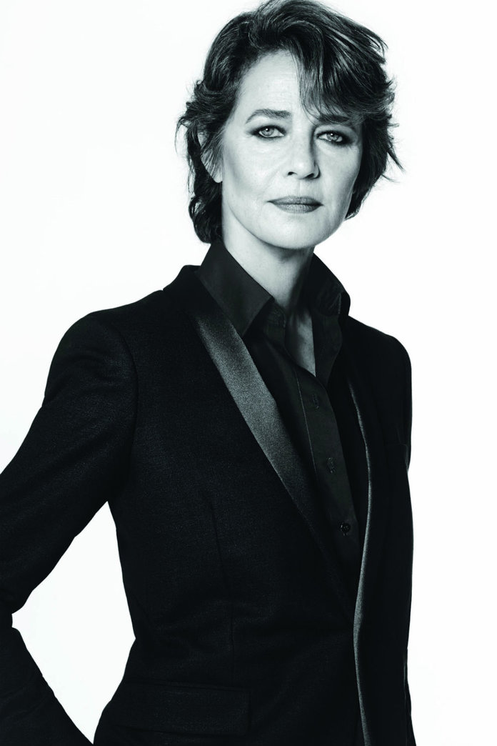 Charlotte Rampling Is Incredible At 68 In A New Campaign For Nars