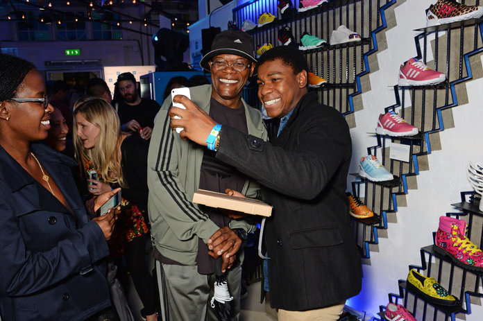 Adidas Originals Launches London Flagship Store With A Celeb Studded Bash
