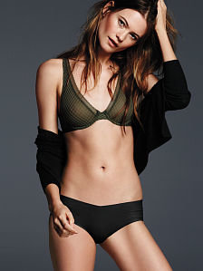 Victoria's Secret Does Minimalism With New Collection