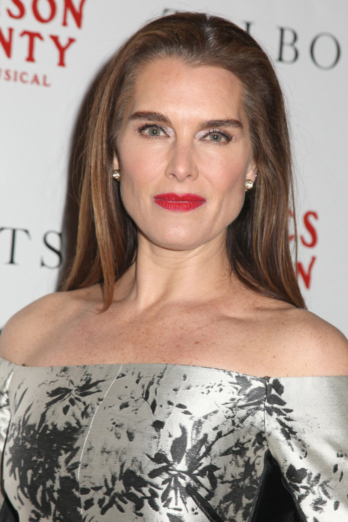 Brooke Shields Teams Up With MAC On A New Collection