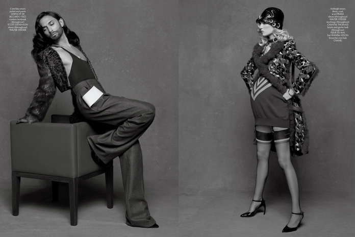 Karl Lagerfeld's Latest Muse May Just Surprise You
