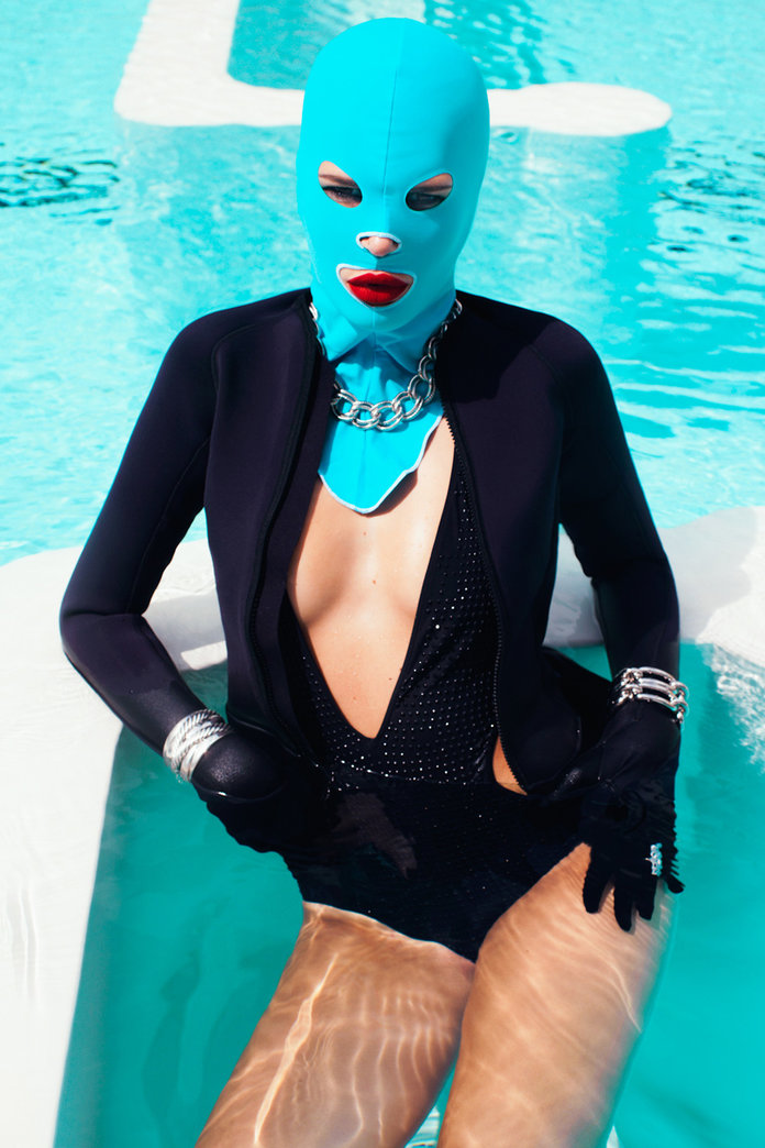 Would You Wear The Face-Kini?
