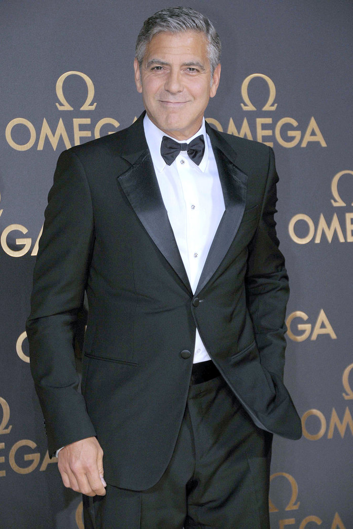 George Clooney Has Chosen The Suit For His Wedding