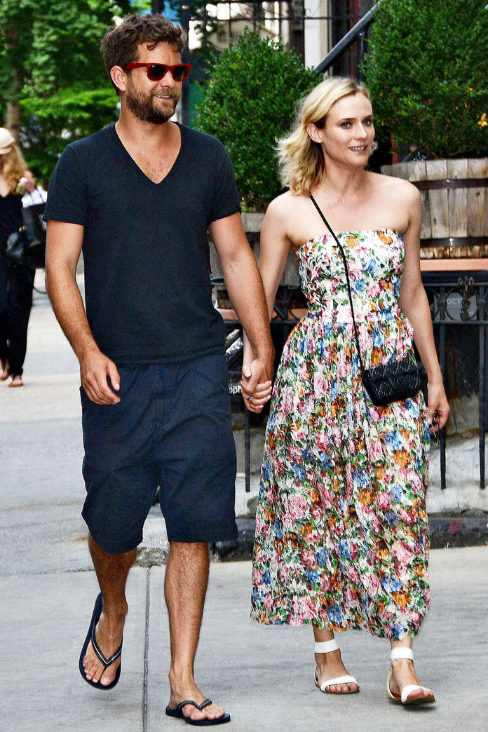 Diane Kruger And Joshua Jackson Are Still The Most Stylish Couple