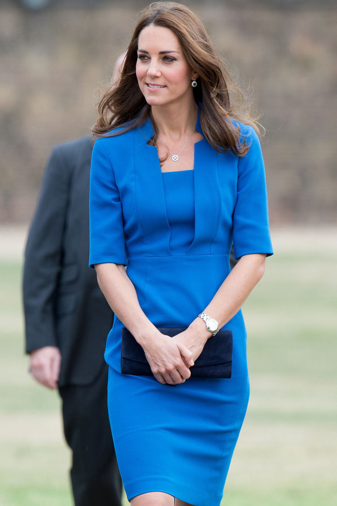 Kate Middleton Has 'More Important Things To Think About' Than Fashion