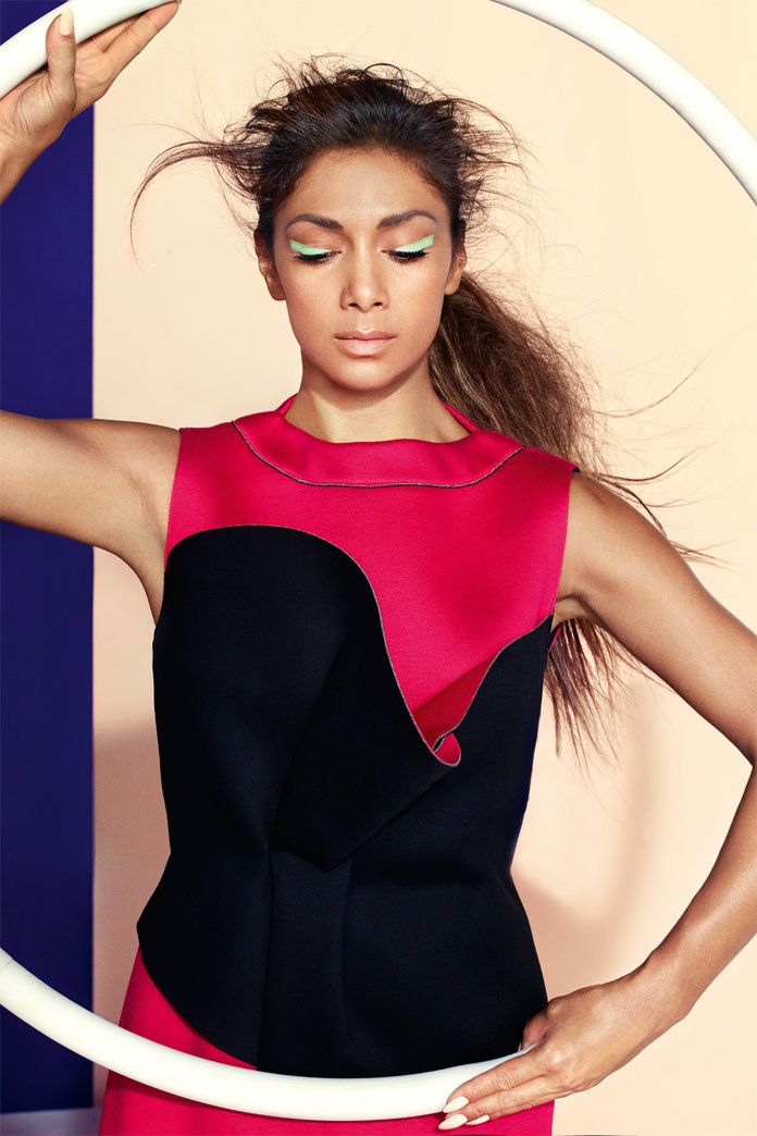 Nicole Scherzinger Is InStyle's October Cover Star