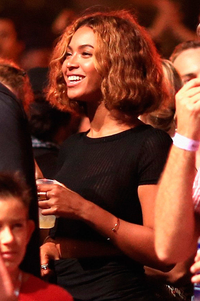 Beyonce Has Had The Chop, But What Do You Think Of Her New Bobbed 'Do?