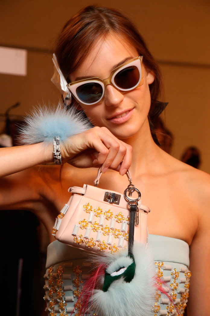 The Very Fashionable Rise Of The Micro Bag...