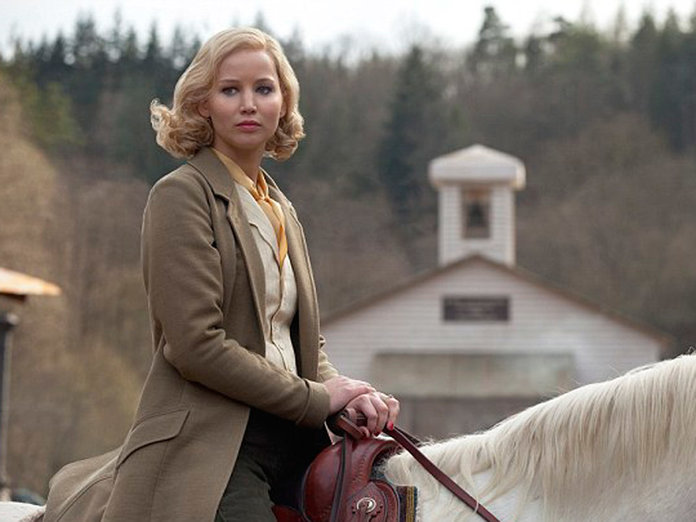 Watch: Jennifer Lawrence Is A Blonde '30s Babe In The New 'Serena' Trailer