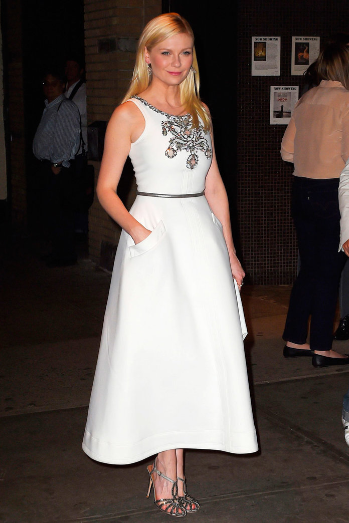 Kirsten Dunst Is Back In The Fashion Game After Rocking Two Gorgeous Looks